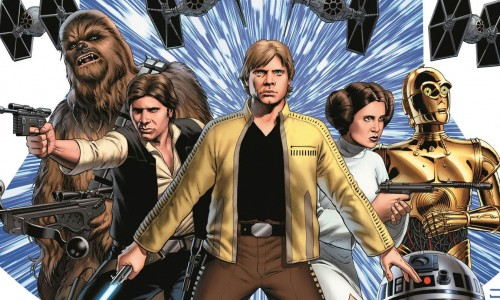 Marvel's Star Wars #1 is now available