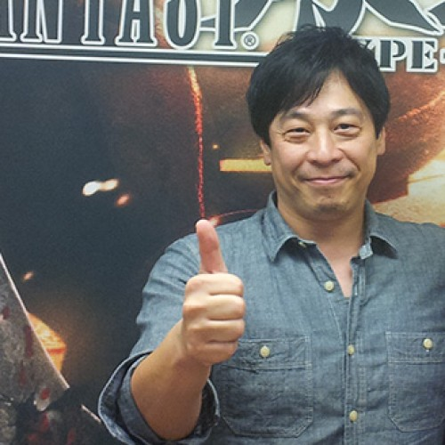 Interview with Final Fantasy Type-0 and XV director Hajime Tabata