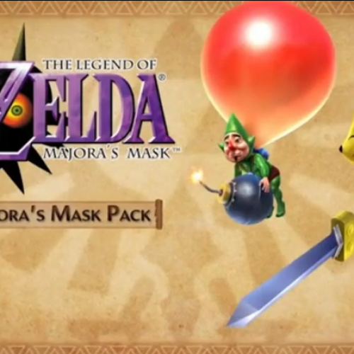 Hyrule Warriors to add Tingle and Young Link as playable characters