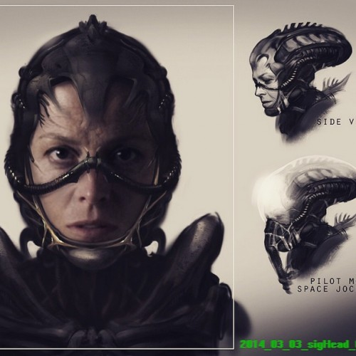 Neill Blomkamp's Alien movie will stay within continuity?