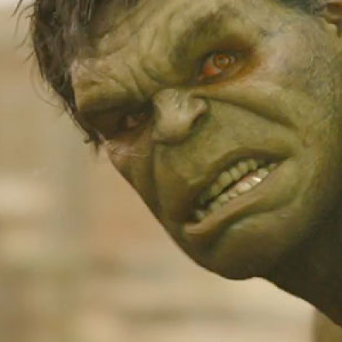 This may be the reason why Hulk is fighting Iron Man in Avengers: Age of Ultron