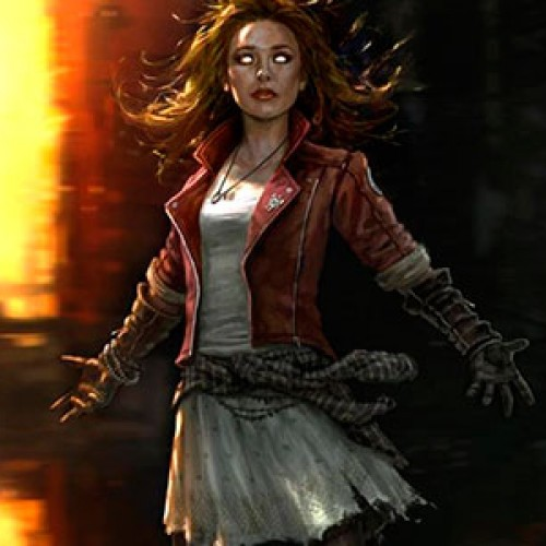 Elizabeth Olsen talks Scarlet Witch in Avengers: Age of Ultron