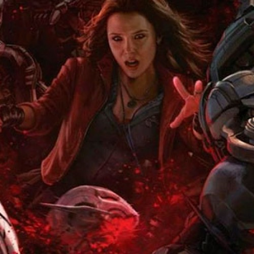 Elizabeth Olsen says Scarlet Witch will be in Captain America: Civil War