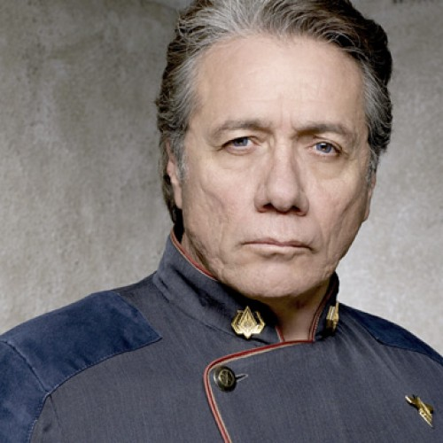 Battlestar Galactica's Edward James Olmos to be in Marvel's Agents of S.H.I.E.L.D.