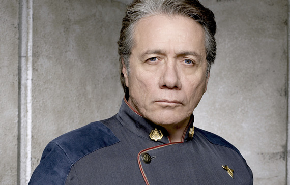 Image result for edward james olmos battlestar