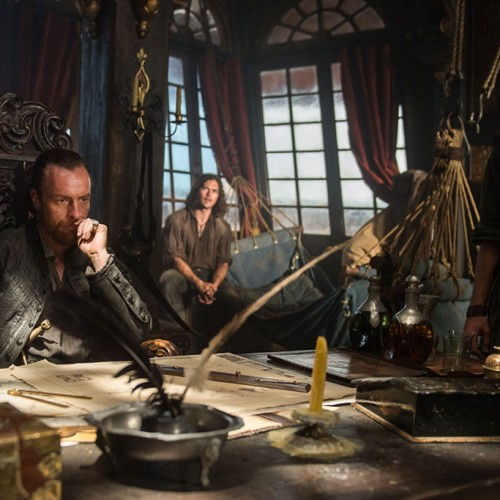 Starz's Black Sails second season premieres January 24
