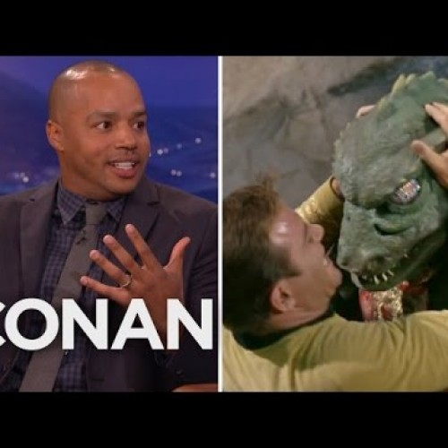 Donald Faison says Star Wars is better than Star Trek