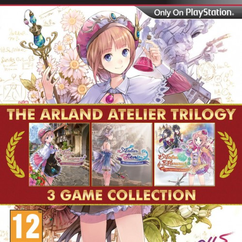 Atelier Trilogy heading to European PlayStation 3 in March