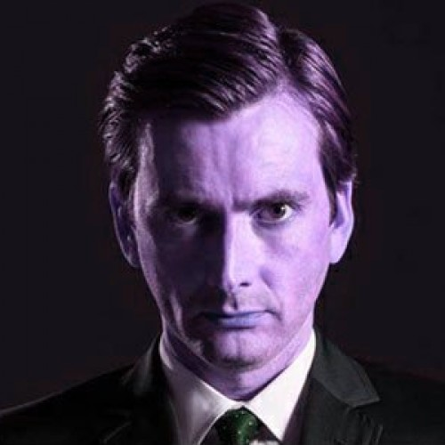 David Tennant asks whether The Purple Man is a villain in A.K.A. Jessica Jones