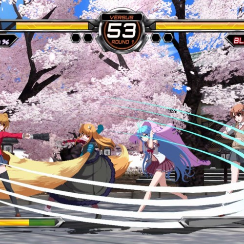 SEGA bringing Dengeki Bunko Fighting Climax out to the West