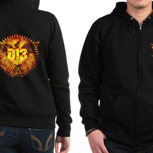 Contest: The Hunger Games Zip Hoodie Giveaway
