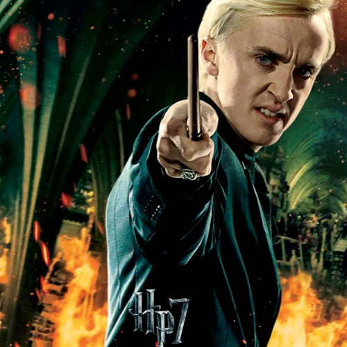 Harry Potter's Draco Malfoy is actually a Gryffindor