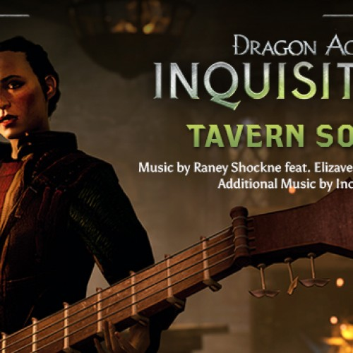 Dragon Age Inquisition's tavern songs are now free for a limited time