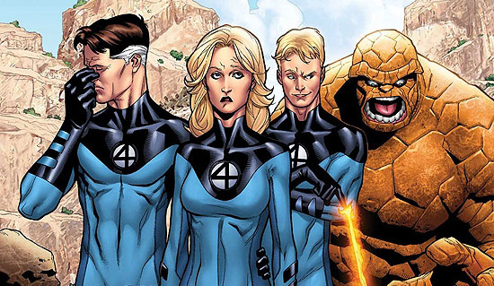 fantastic four thumb