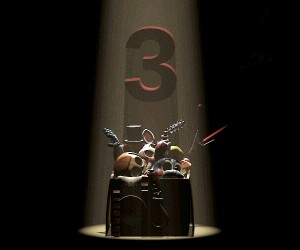 five nights a freddys 3