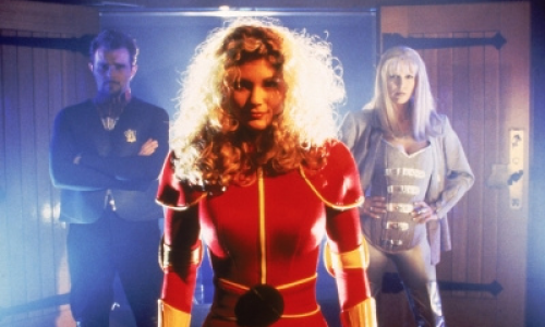 Flash-Forward: Superhero TV then and now