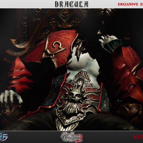 Castlevania: Lords of Shadow's Dracula Statue can cause demons to hide