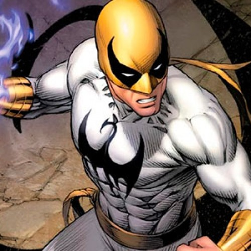 Marvel explored idea of Iron Fist being played by an Asian-American?