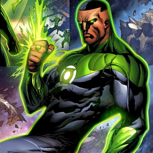 Why Tyrese will make an awesome Green Lantern