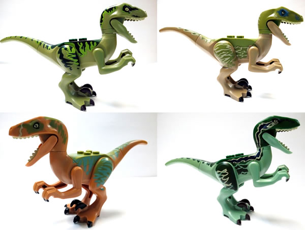 First official look at Jurassic