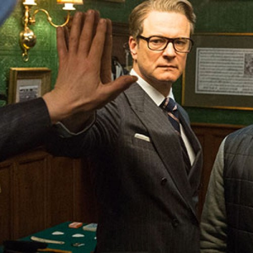 Kingsman: The Secret Service is getting a sequel