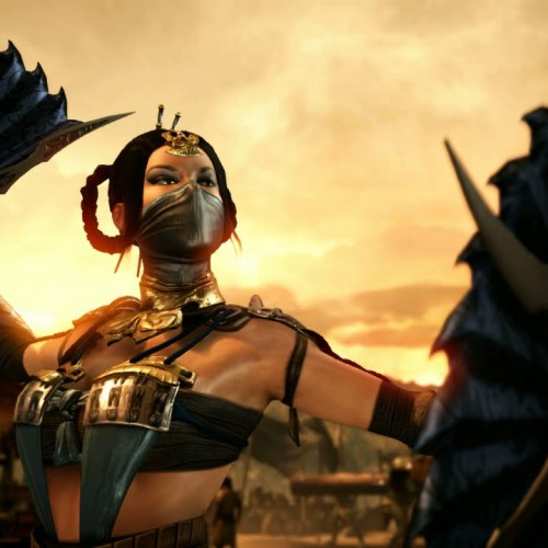 New Mortal Kombat X trailer reveals Kitana, Kung Lao and Goro