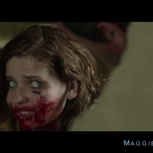 Arnold will have a zombie daughter in 'Maggie'