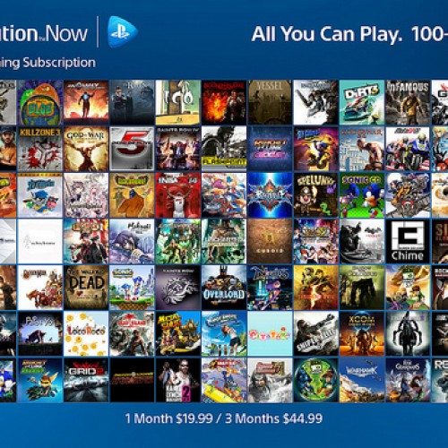Here's the pricing for PlayStation Now subscription
