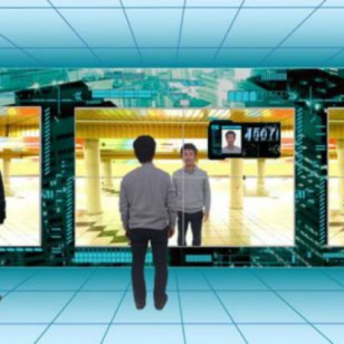 Shinjuku Train Station now offers Psycho-Pass evaluation