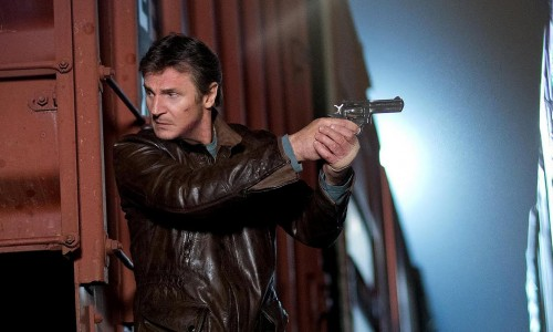 Watch Liam Neeson protect his family again in 'Run All Night' trailer