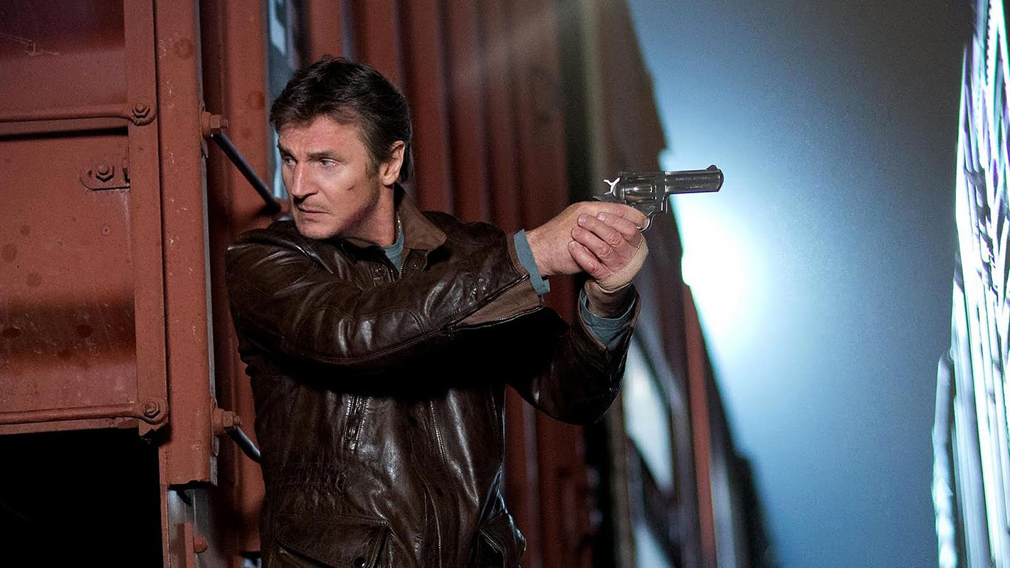 Watch Liam Neeson protect his family again in 'Run All ...