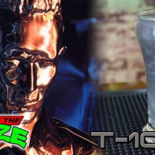 Learn to make the T-1000 cocktail drink