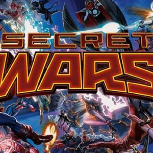Alex Ross' Secret Wars #2 cover revealed