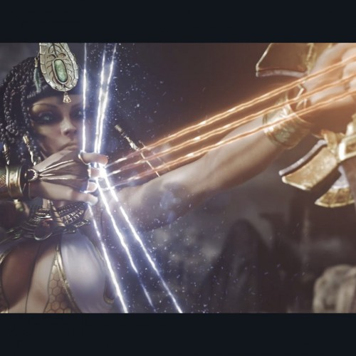 Smite Down: Godlike Cinematic