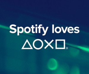 spotify sony psn