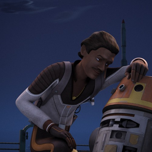 Billy Dee Williams returns as Lando Calrissian in Star Wars Rebels
