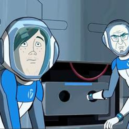 The Venture Bros. 'All This And Gargantua-2' airing this Monday
