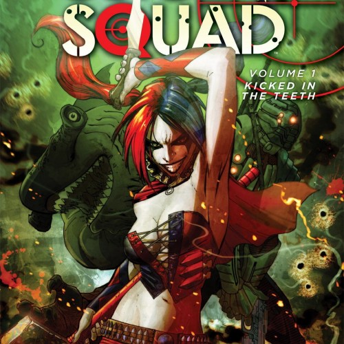 David Ayer's Suicide Squad to be inspired by The New 52 version?