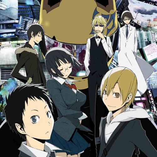 DURARARA!! Complete Blu-ray Box coming in April