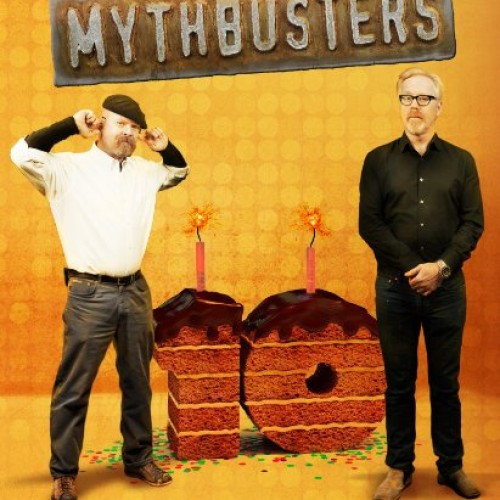 Review: Mythbusters 10th Anniversary Collection