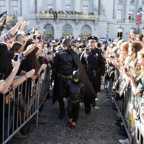 Julia Roberts to star and produce Batkid film