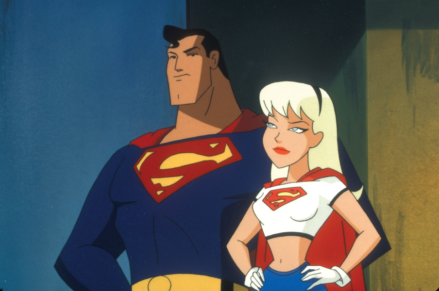 More evidence that Superman will appear in Supergirl series for ...