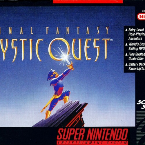 Final Fantasy's Mystic Quest: HD Remaster coming next month