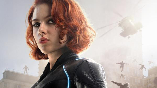 Black Widow Avengers Ultron thumb