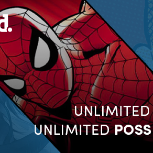 Scribd allows you to read unlimited comics for $8.99 a month!