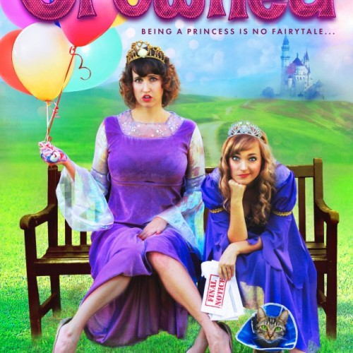 Crowned, an indie web series about life as a princess party character (review)
