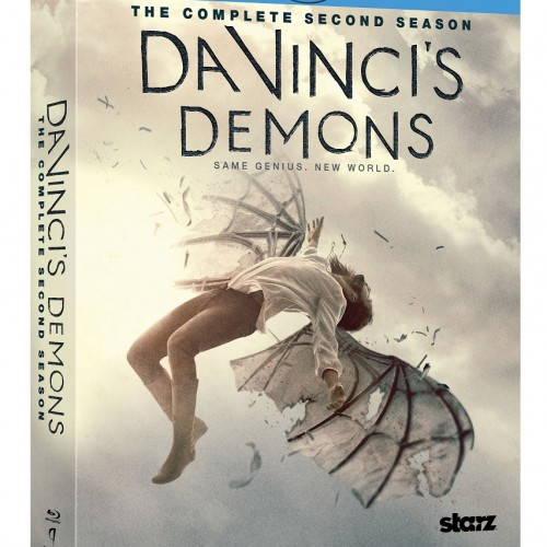 Contest: Da Vinci's Demons Season 2 Blu-ray Giveaway