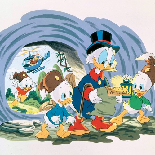 New Ducktales series coming to Disney XD