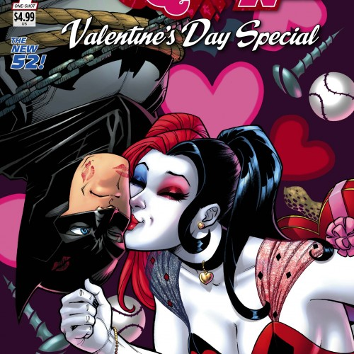 Harley Quinn takes over DC Comics in February