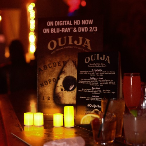 Be ready for the Ouija Blu-ray and DVD release